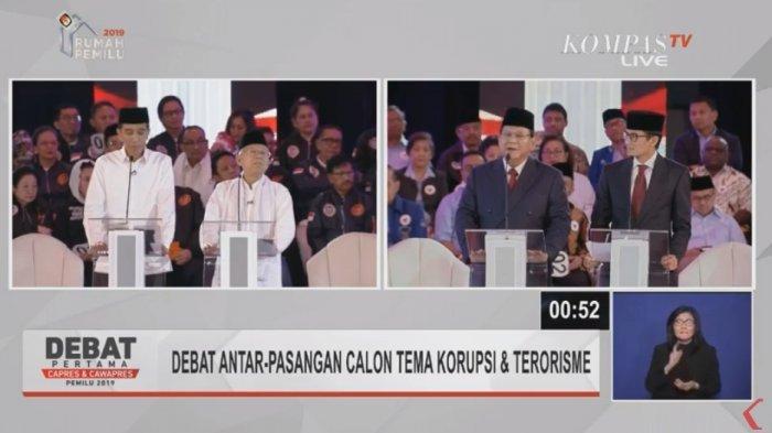 Jokowi: Jurkamnya Pak Prabowo Katanya Dianiaya, Mukanya Babak Belur, Ternyata Operasi Plastik