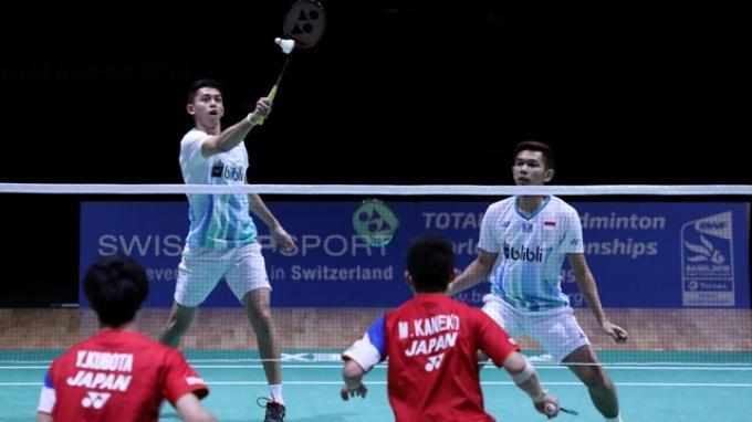 Rekap Hasil Babak Perempat Final Swiss Open 2019: All Indonesian Final Belum Terwujud di Ganda Putra