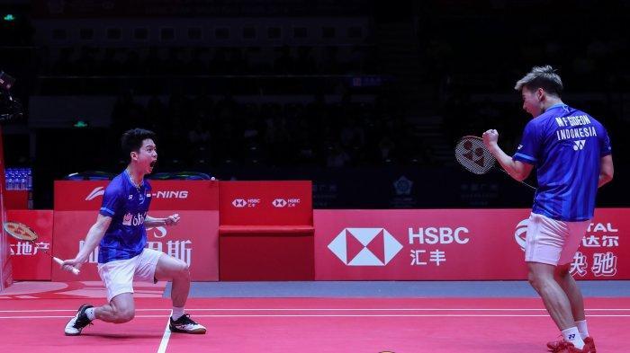 Hasil BWF World Tour Finals 2019, Minions Menang, Tiga Wakli Indonesia di Semifinal