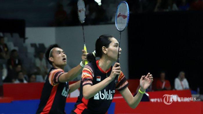 Hasil BWF World Tour Finals 2020, Hafiz/Gloria Tersingkir Seusai Takluk dari Ganda Malaysia