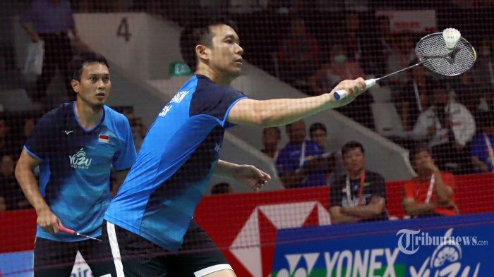 TERBARU: Hasil Badminton Asia Team Championship 2020, Kontingen Putra & Putri Alami Nasib Berbeda