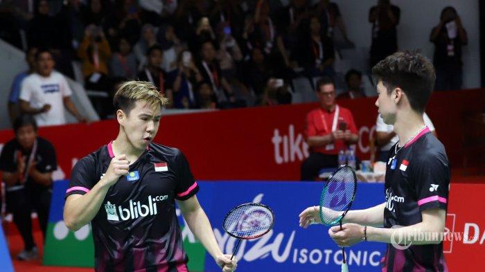 Hasil Lengkap Final Indonesia Masters 2020: Tuan Rumah Sabet 3 Gelar, Zheng/Huang Cetak Hattrick