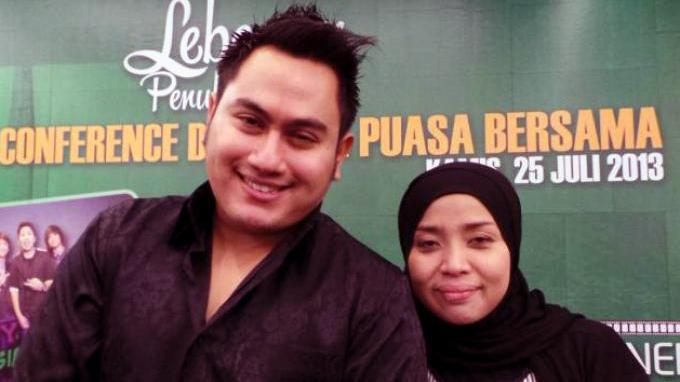 Muzdhalifah Daftarkan Gugatan Cerai ke Pengadilan Agama Tangerang