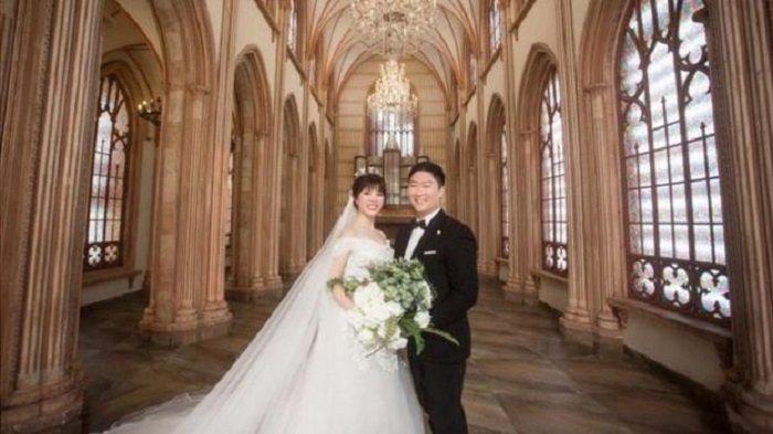 Pasangan pengantin Joseph Yew dan istrinya (Joseph Yew)