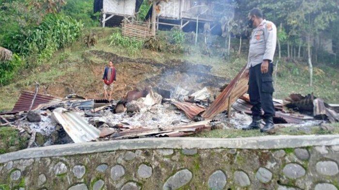 Dituduh Tukang Teluh, Rumah Pasangan Renta di Bima Dibakar Massa, Sang Nenek Tewas
