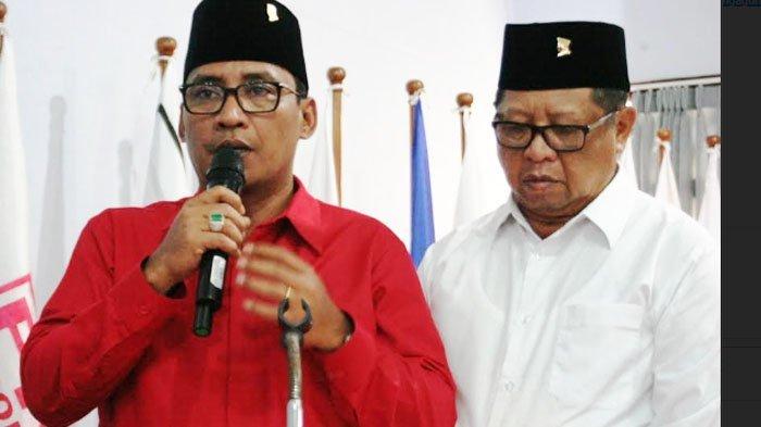 Pasangan Syahri Mulyo-Maryoto Birowo