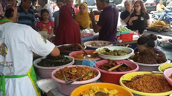 Pasar Benhil Kuliner Buka Puasa Terlengkap Di Jakarta Ini Dia Menu Menu Favoritnya Halaman All Tribunnews Com