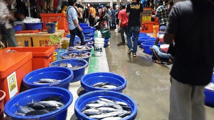 Memasuki Ramadan, Harga Ikan di Pasar Ikan Modern Muara Baru Cenderung Stabil