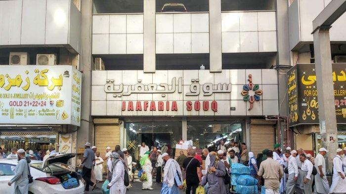 Pusat Belanja Murah Pasar Jakfariyah Tutup, Jemaah Haji Kecewa Kebingungan Beli Oleh-oleh