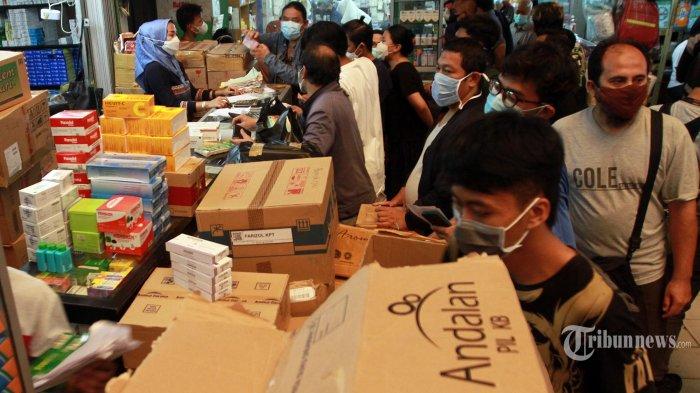 Pimpinan DPR Minta Polisi dan KPPU Tindak Tegas Distributor yang Naikkan Harga Obat