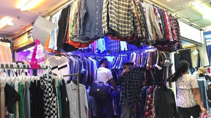 Mencoba Peruntungan Berburu Pakaian Impor di Pasar Senen Jakarta Pusat, Harga Mulai Rp 5 Ribu