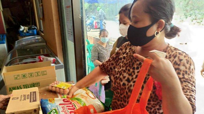 Pangan Murah Bersubsidi bagi Mereka yang Terdampak Pandemi