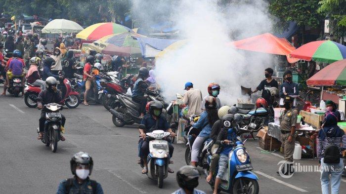 5 Provinsi yang Menunjukkan Tren Kasus Corona Meningkat, Tertinggi Jawa Timur