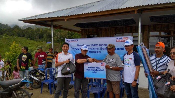Pasca Gempa Ambon, Operasional Bank BRI Berjalan Normal