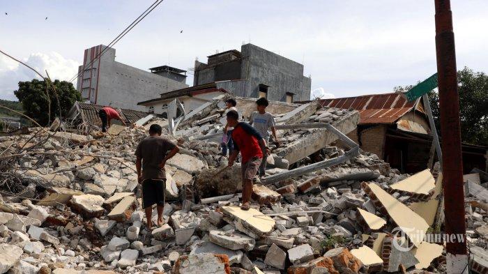 Pengungsi Gempa Sulbar Capai 90 Ribuan, Kebutuhan Pokok Masih Mendesak