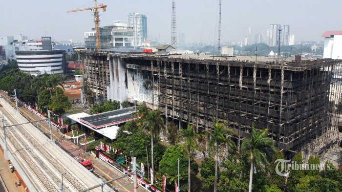 Jaksa Agung Curigai Cleaning Service Terkait Kebakaran Gedung Kejagung, Gegara Uang & Akses ke Sini