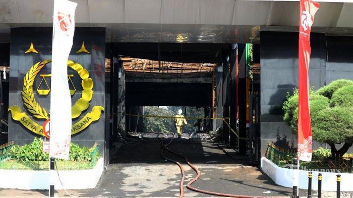 Kejagung Tak Ingin Ada Pihak Berspekulasi Penyebab Kebakaran di Gedung Utama