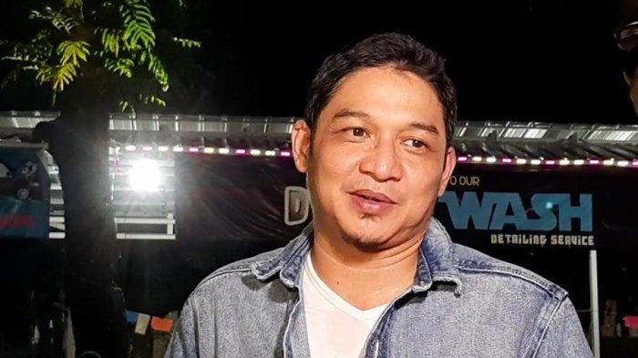 Pasha Ungu ketika ditemui di kawasan Mampang Prapatan, Jakarta Selatan, Senin (12/10/2020) malam.