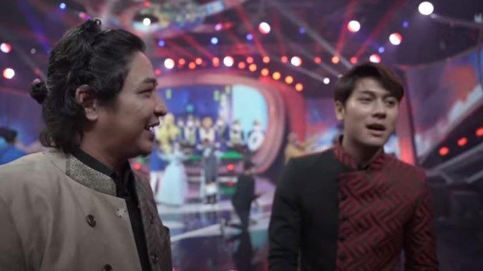 Pasha Ungu dan Rizky Billar