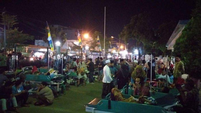 Peringatan Tsunami Belum Dicabut, BMKG Minta Warga Pesisir Menjauh dari Pantai