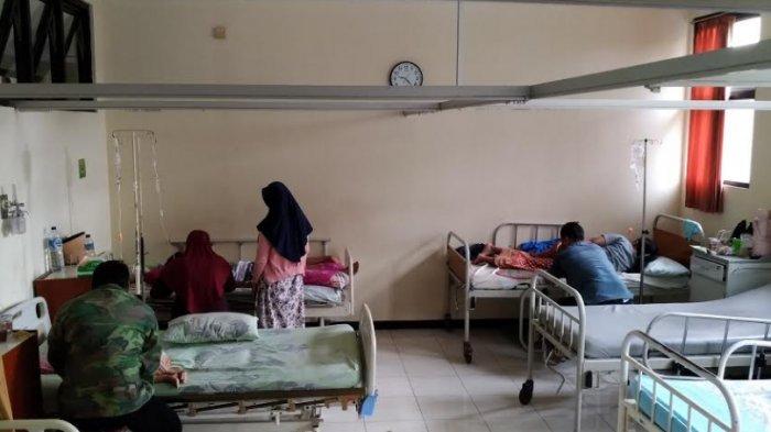 27 Orang Keracunan Makanan Bingkisan, Tinggal 2 Masih Dirawat di RSUD Kudus
