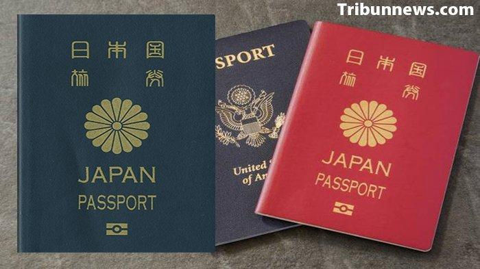 Paspor Jepang jauh lebih diterima daripada paspor Amerika Serikat atau lainnya, menembus angka 190 negara, terbanyak di dunia.
