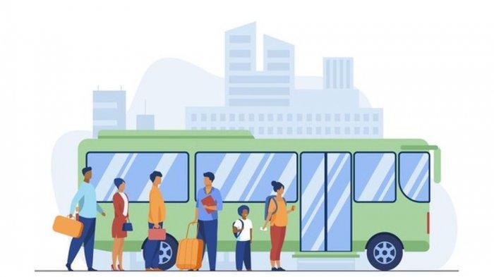 Gimana Caranya Melindungi Diri dari Covid-19 di Transportasi Umum? Ini Jawaban Ahli