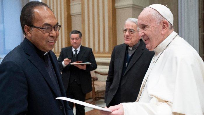 Mengawali Perdamaian Dunia, Diaspora Katolik Gelar Perayaan Natal 2020 Secara Virtual
