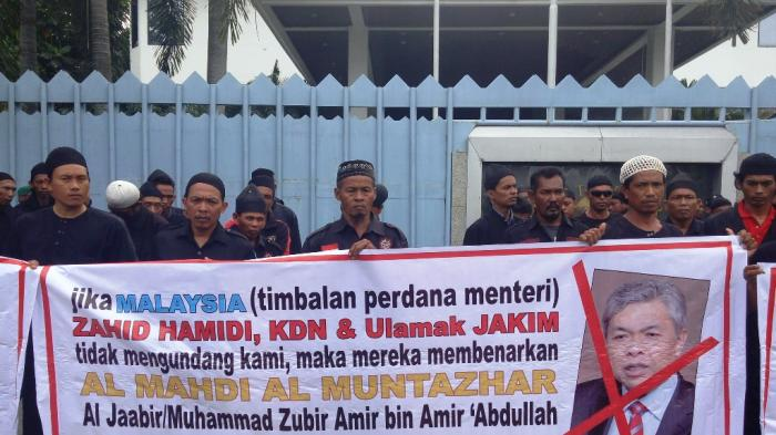 Muhammad Rizali: Tuan Zubir Sudah Lima Kali Tes DNA di Arab Saudi