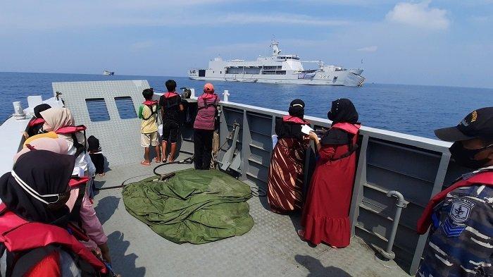 Sambut Serbuan Vaksinasi TNI AL, Bupati Kepulauan Seribu: Ikhtiar yang Luar Biasa