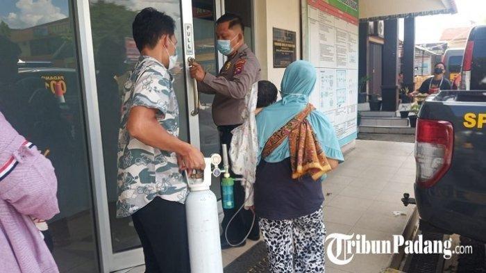 Beli Tabung Oksigen untuk Anak yang Sakit, Mobil Pasutri di Padang Ditarik Debt Collector