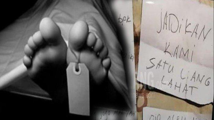 Surat Wasiat Romeo & Juliet asal Malang Mengiris Hati: Maaf Nak, Jaga Adikmu!