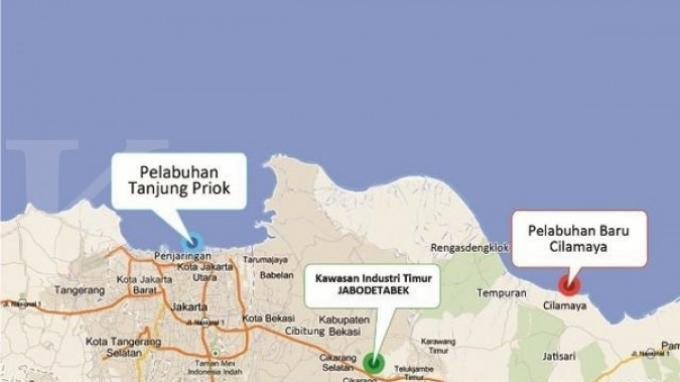 Pemprov Jabar Percepat Perizinan Pembangunan Pelabuhan Patimban di Subang