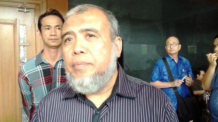Mantan Hakim Mahkamah Konstitusi (MK), Patrialis Akbar