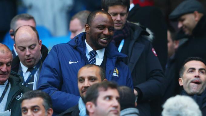 Liga Inggris - Patrick Vieira Pelatih Baru Crystal Palace Gantikan Roy Hodgson