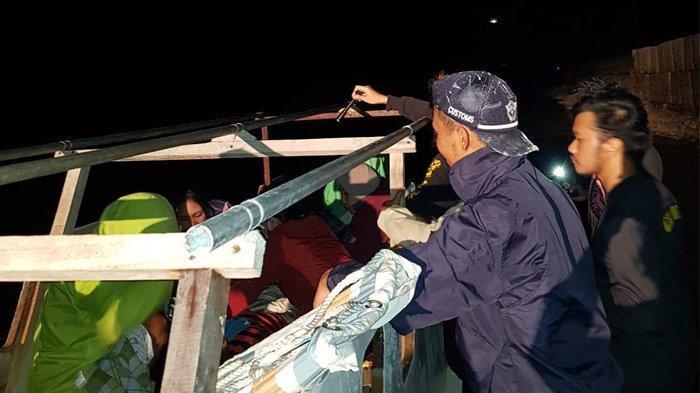 Tak Hanya Mengawasi, Patroli Laut Bea Cukai Juga Terlibat di Misi Kemanusiaan Ini