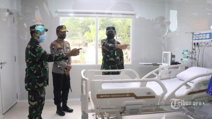 524 Pasien Covid-19 di RSKI Pulau Galang Sembuh Sejak Lima Bulan Terakhir