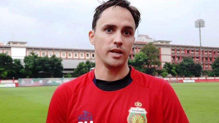 Paul Munster: Bhayangkara FC Siap Jika Liga 1 Bergulir di Bulan November
