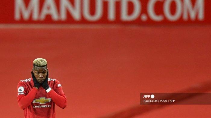 Bursa Transfer Liga Inggris, Manchester United Pasrah Paul Pogba Dipastikan Hengkang Akhir Musim Ini