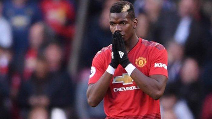 Man United Vs West Ham - Paul Poba Tak Lagi Lari Santai saat Penalti -  Tribunnews.com Mobile