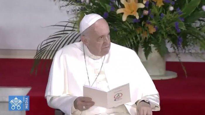 Paus Fransiskus Telah Terima Undangan Presiden Jokowi Untuk Berkunjung Ke Indonesia