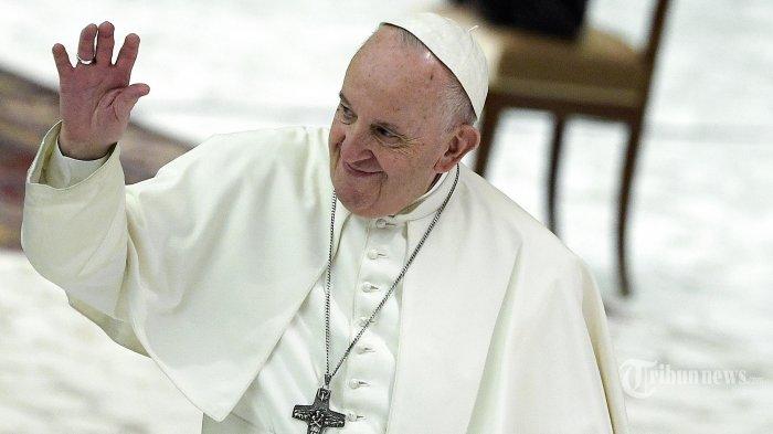 Dokter Pribadi Paus Fransiskus Meninggal Akibat Komplikasi Covid-19