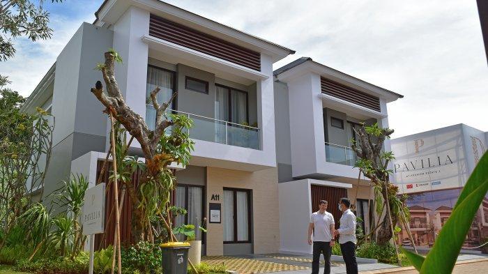 Hunian Berkonsep Modern Tropis di Jatiwarna Bekasi