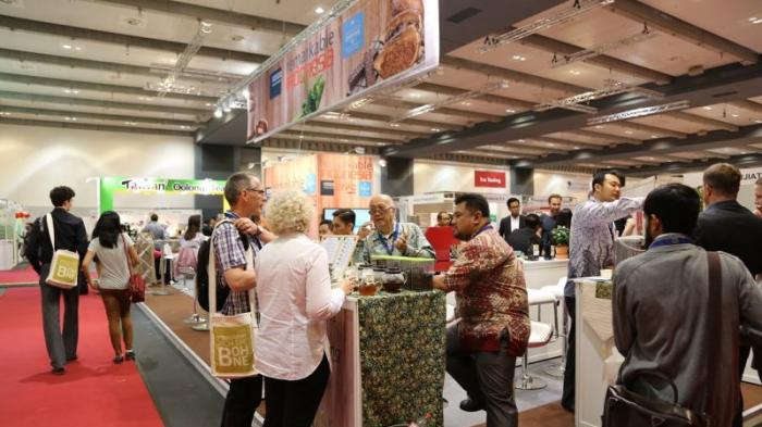 Paviliun Indonesia Bukukan Transaksi 5,45 Juta Dolar di COTECA 2016