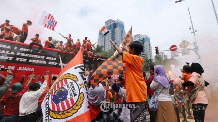 Laga Persib vs Persija Liga 1 Digelar di Bali, PT LIB Larang The Jakmania Datang