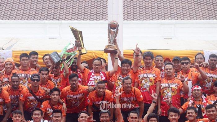 Persija Kalahkan Persib, Arema, Persebaya, dan 6 Klub ASEAN Jadi Tim Paling Populer se-Asia Tenggara