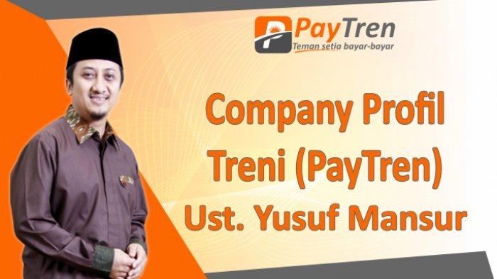 5 Fakta Bisnis PayTren Yusuf Mansur yang Dibekukan BI, Perputaran Uang Sampai Konsep Syariah