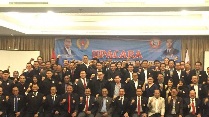 KONI Pusat Kukuhkan PB Persatuan Rugby Union Indonesia
