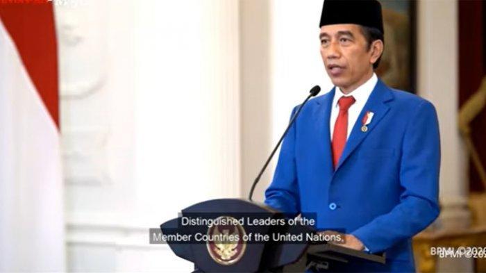 Jokowi: Vaksin akan Menjadi Game Changer Perang Melawan Pandemi