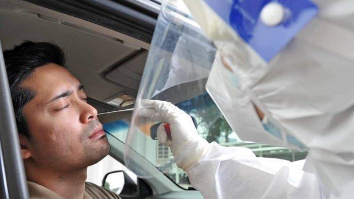 Tes PCR dan Swab Antigen Semudah Pesan Makanan Secara Online